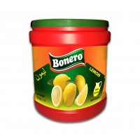 Bonero 2,5kg and 750gr powder drink